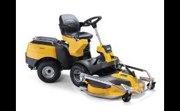 Zahradní technika Park Pro, sekací traktory, ridery, sekačky trávy