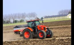 Univerzální traktory Kubota od firmy Daniš Davaztechnik s.r.o. Přerov