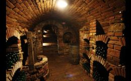Vinný sklep penzionu Rendezvous Valtice