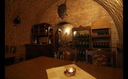 Vinárna pro 35 osob ve Vinařství Neuman Valtice