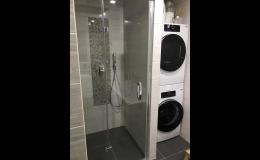 Návrh 3D vizualizace nové koupelny - Radek Schmid Ivančice