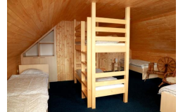Ubytování pro rodiny s dětmi - Sněžné Orlické hory