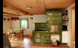 Dlouhodobé ubytování v Chalupě Sněženka, Sněžné Orlické hory