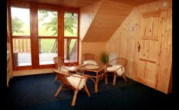Dlouhodobé ubytování v Orlických horách, Sněžné