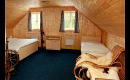 Komfortní ubytování v Orlických horách, Sněžné, Chalupa Sněženka