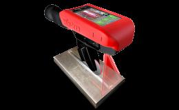 Přenosné zařízení WiKi-SCAN™ ke kontrole svarových housenek