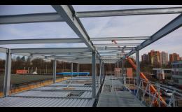 Realizace staveb občanské vybavenosti Ostrava