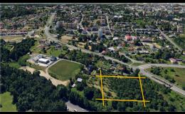 Výstavba rodinných domů na okraji Ostravy