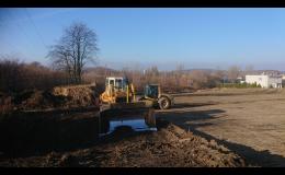 Výstavba 32 rodinných domů včetně technické infrastruktury