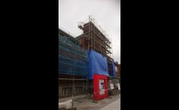 Stavební úpravy, rekonstrukce domů