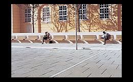 Výroba velkoformátové dlažby Topline pro pěší zóny