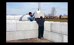 Chytrý stavebnicový systém Rieder Bloc