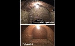 Tryskání a pískování Vladimír Veselý jižní Morava