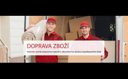 Vlastní rozvoz koberců Olomouc, Zlín, Hodonín, Uherské Hradiště