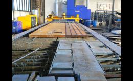 Zpracování kovů provádí firma Firma R + W Ferra s.r.o.