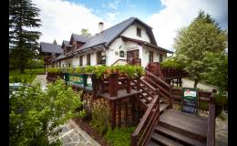 Wellness hotel Holzberg – ubytování v Jeseníku
