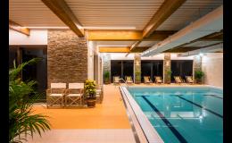 Odpočiňte si po náročném dni v našem hotelovém wellness