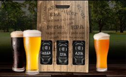 Kartonové boxy a krabice na pivní speciály