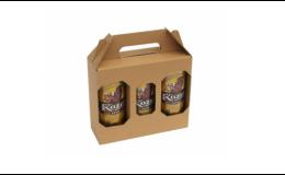 Obaly na pivo od výrobce Model Pack Shop Brno