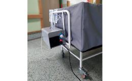 Sety generátoru ozónu a vaku k dezinfekci interiérů