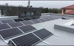 Dotace pro získání fotovoltaického systému