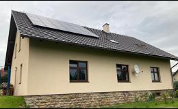 Kompletní návrh a realizace fotovoltaiky