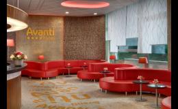 Čtyřhvězdičkový hotel Avanti v Brně