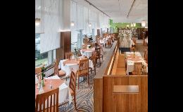 Vynikající česká i zahraniční kuchyně hotelové restaurace