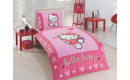 Dětské povlečení s Hello Kitty