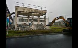 Bourací práce, odvoz suti - ROBICONT Zlínský kraj
