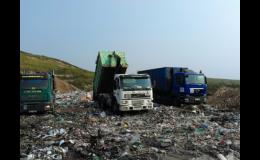 Odvoz a likvidace odpadu, provoz sběrného dvora