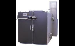 MAXICLEAN - termální čisticí pec pro plastikářský průmysl