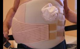 Trupové ortézy - kylní pás