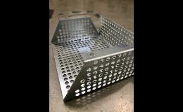 Zakázkové zpracování plechu, hutních materiálů