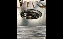 Kulaté a hranaté profily na CNC laserovém řezacím stroji