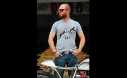 Originální mikiny, trička, tílka ROD Motorcycles
