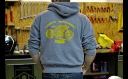 E-shop se značkovým oblečením ROD Motorcycles