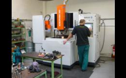 CNC obráběcí stroje - Nástrojárna R-TOOLS Brno