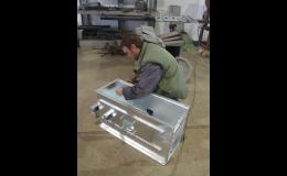 Opravy a rekonstrukce zemědělské techniky a zařízení