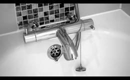 Opravy a rekonstrukce vodovodních rozvodů