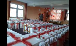 Společenský sál pro pořádání oslav a firemních akcí