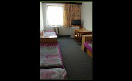 Ubytování v penzionu, vybavená kuchyně, WiFi zdarma