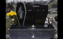 Zakázková výroba pomníků, náhrobků