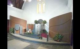 Pohřební obřadní síň Slezská Ostrava