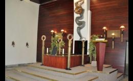 Profesionální služby v oblasti pohřebnictví - Charón Ostrava