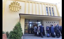 Smuteční obřadní síň Vřesina u Ostravy, pohřební služby Charón
