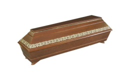 Široký výběr rakví v Pohřebním ústavu Charón Ostrava