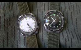Sběratelství leteckých vojenských hodinek z osmdesátých let