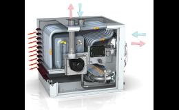 Realizace plynových infrazářičů Schulte na klíč včetně odvětrání