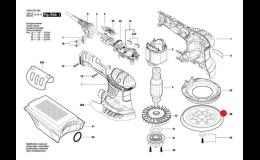 Brusná deska Bosch - náhradní díly a příslušenství ručního nářadí